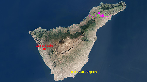 Airports Satellite-Image